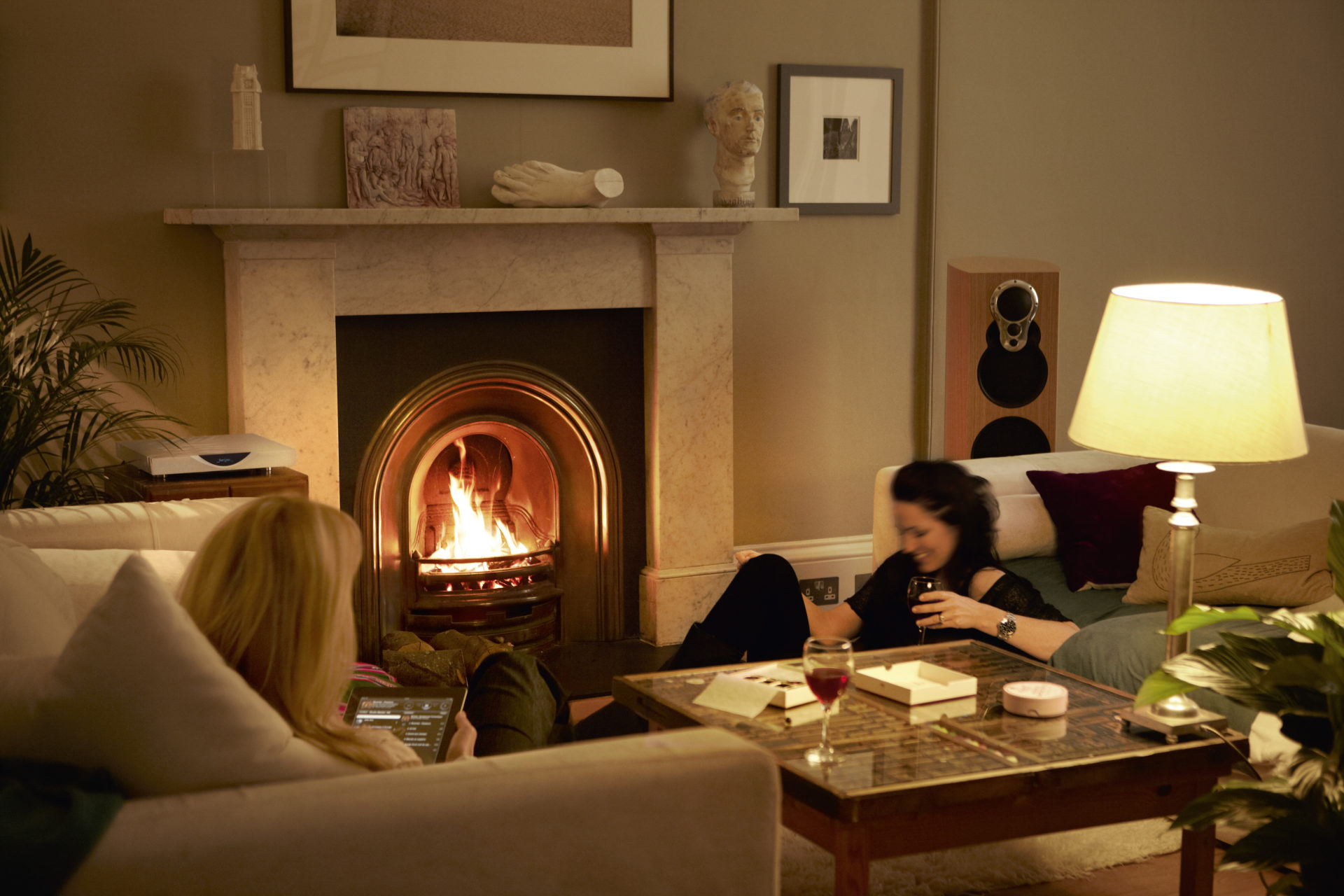 linn home bern digital music streaming home cinema macrec gmbh. Black Bedroom Furniture Sets. Home Design Ideas